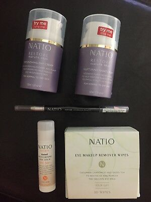 Natio Products- New All 5 items for $25