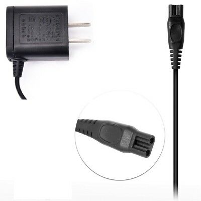 Power Charger Lead Cord For Philips Shaver HQ7140 QC5125 QS6141 HQ8260 HS