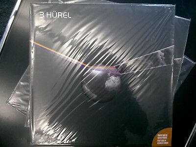 3 Hürel (Hür-El)- Volume 1 - Vinyl/LP - New/Sealed - 2017 Ada Müzik Turkey