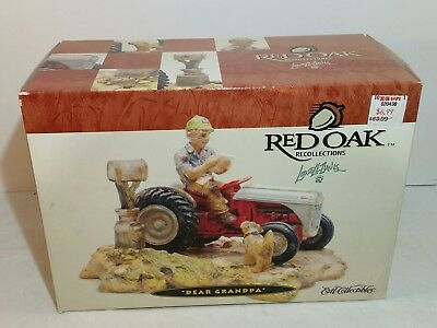 Ertl Recollectiond Lowell Davis Red Oak Collection Dear Grandpa New Never Opened