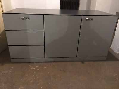Ikea Rolladen. galant storage combination with roll front birch ...