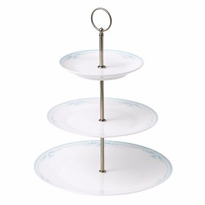 NEWDonna Hay For Royal Doulton Modern Nostalgia 3 Tier Cake Stand Lowest Price!!