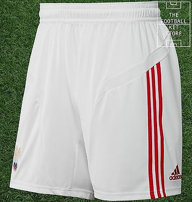 Russia Away Shorts - adidas Football Shorts - Mens - *BLACK FRIDAY SALE*