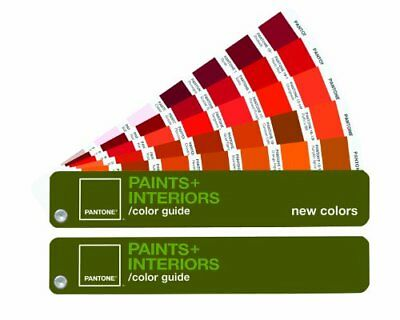 "Pantone PGP120 - Guida colori ""Paints and Interiors"" (e9X)"