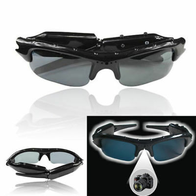 HD Glasses Spy Digital Camera Sunglasses Eyewear DVR Video Recorder Camcorder