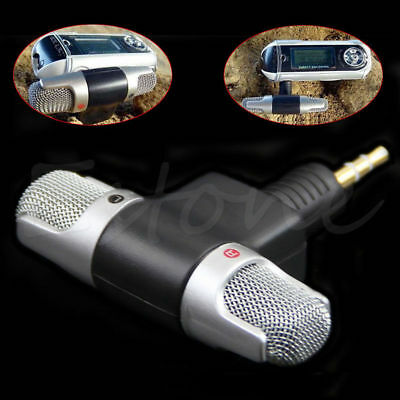 Mini Portable Digital Stereo Voice Mic Microphone Recorder For PC Laptop MD VOIP