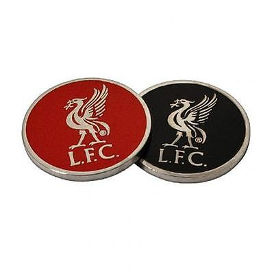 Liverpool FC Official Golf Ball Marker Double Sided