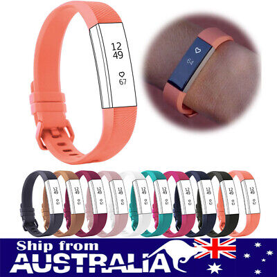 AU Replacement Small Classic Wrist Band Strap For Fitbit Alta / Alta HR Watch e9