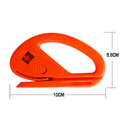 Snitty Safety Cutter Vinyl Graphic Car Wrapping Cutting Tool Carbon Fiber Design