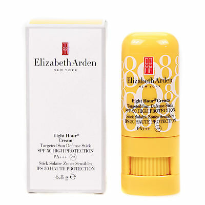 Elizabeth Arden Eight Hour Targeted Sun Defense SPF50 Stick Lips Nose Protection
