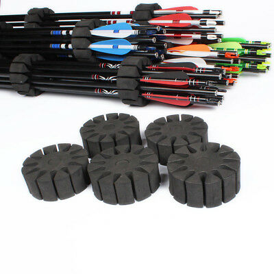 Carbon Shaft Arrow Stand Compound Bow Stander 12pcs Arrows Support