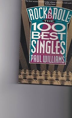 Rock and Roll-The 100 Best Singles music book