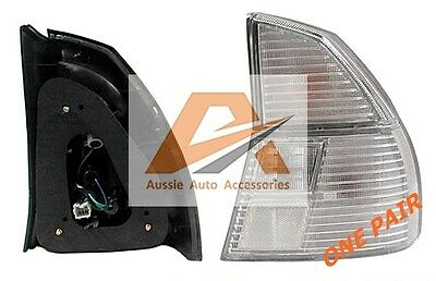 Mitsubishi Magna Te Tf And Th Sedan Altezza Clear Tail Light / Lamp / Indicator