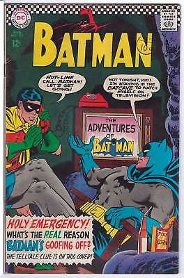 Batman # 183 (FN+) (Fne Plus+)  RS003 DC Comics ORIG US