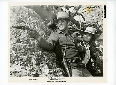 BANDOLERO Original Movie Still 8x10 Dean Martin, Raquel Welch 1968 5151