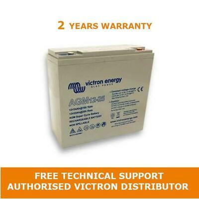 Victron 12V 25Ah AGM Super Cycle Battery For Golf & Mobility Scooter Like 22Ah