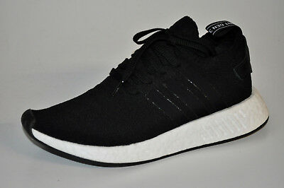 adidas Originals NMD R2 Primeknit in schwarz BB6859