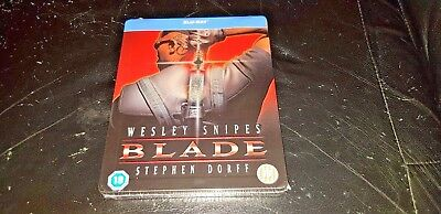 Blade - Zavvi Exclusive Limited Edition Steelbook Blu-ray New&Seal, 2017 Edition