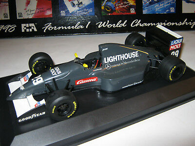 1:18 Sauber Mercedes C12 K. Wendlinger 1993 MINICHAMPS in brandnew showcase TOP