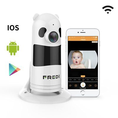 Baby Monitor Wireless WIFI IP Camera 1080P HD Two Way Talking Night Vision