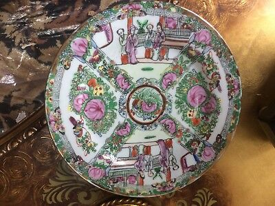 Vintag Chinese plate