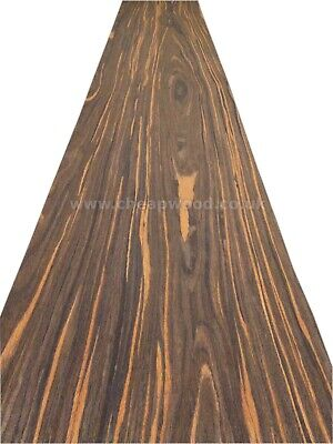 High Quality Santos Rosewood Veneer Sheet / Flexible Wood Veneer Sheet