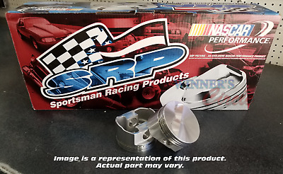 Srp 142024- Small Block Chevy - 400 Dome