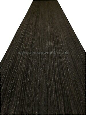 High Quality Black Oak Veneer / Flexible Veneer Sheet