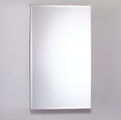 Robern MC2440D4FBLE2 M Series Left-Hand Medicine Cabinet with Mirror Electric