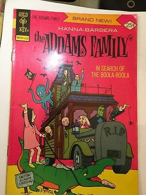 The Addams Family #1 1974-