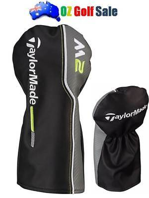 New 1Pcs Taylormade Golf 2017 M2 Driver Headcover Head Cover