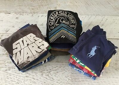 Boys Sz 1 - 2 Bulk Clothing Ralph Lauren Country Rd Starwars Quiksilver Uklabels