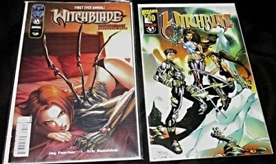 Witchblade U-PICK ONE #1 Annual or 500 PRICED PER COMIC