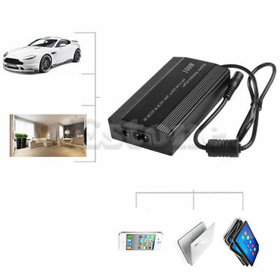 In Car DC Charger Notebook AC Adapter Power Supply 100W Universal For Laptop