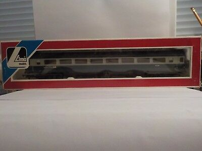 Lima BR Intercity125 2nd Class Mk 3 Coach Boxed