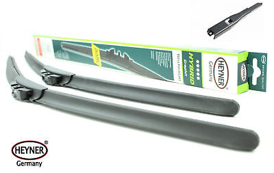 "Audi Q7 2006-2014 HEYNER HYBRID windscreen quality wiper blades 26""26"" set of 2"