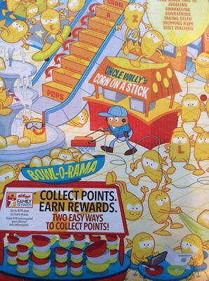 Recalled  Kelloggs Corn Pops Banned Cereal Box. New Sealed. FREE SHIPPING!