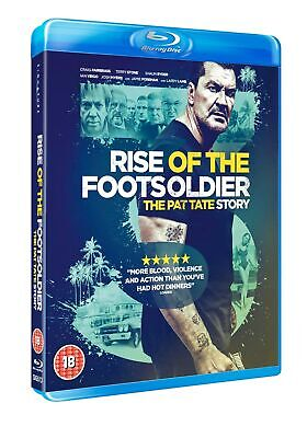 Rise of the Footsoldier 3 - The Pat Tate Story [Blu-ray]
