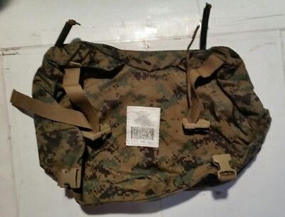 Mint Condition US MARPAT Marine Corp ILBE Main Pack Lid ONLY USMC