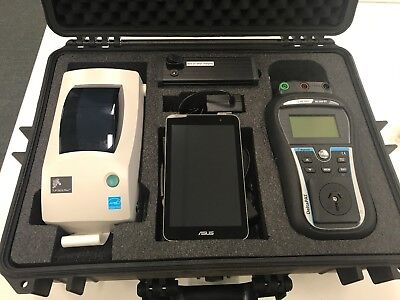 Metrel Deltpat 3309 Kit  - Portable Appliance, PAT Tester, Test & Tag