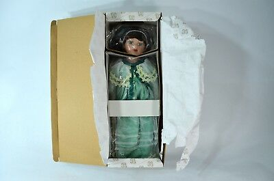 Daisy Heritage Signature Collection Porcelain Doll w/ COA