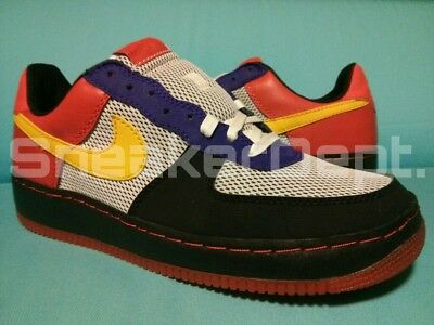 2007 DS NIKE Air Force 1 Low Insideout Us 12 New 312486 031