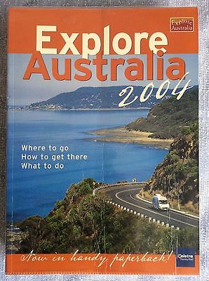 Explore Australia 2004 Road, Touring Guide and Map Directory