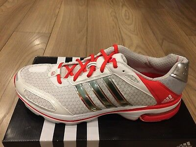 best cheap e6be6 32ced NEW adidas SNova Glide 4 W - White Silver Red Cross Training (Women s