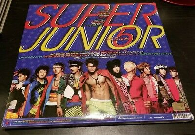 Mr. Simple by Super Junior (CD, Sep-2011, SM Records)