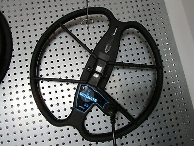 "Detech 13""Ultimate search coil for Minelab Musketeer metal detectors"