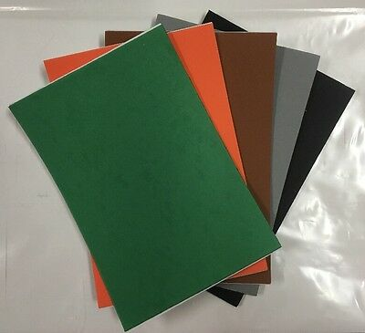 "5 PACK OF ""EARTH"" SELF ADHESIVE FOAM SHEETS, 15.5cm x 23cm sheets"