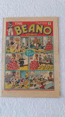 The Beano #46 10th June 1939