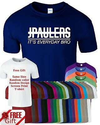 Jake Paul JPaulers Its Every Day Bro Kids Logan Paul Christmas Tee Gift T shirt