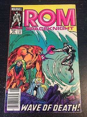 Rom#57 Awesome Condition 8.5(1984) Byrne Cover, Alpha Flight!!
